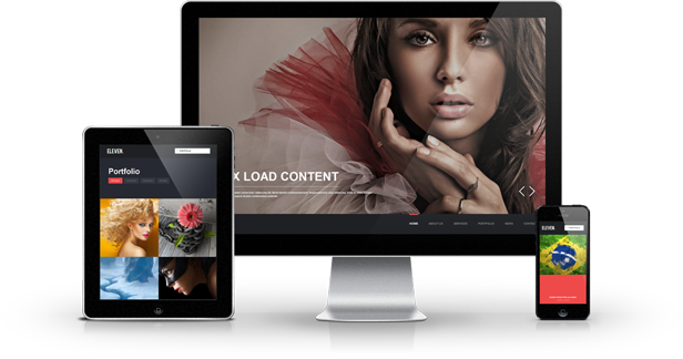 Eleven - Responsive One Page Parallax Template