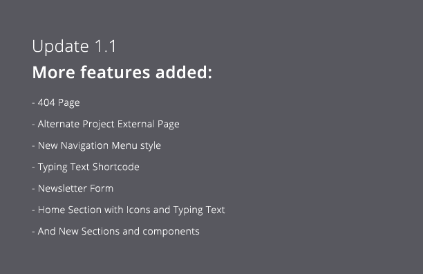 Trent - Responsive One Page Parallax Template